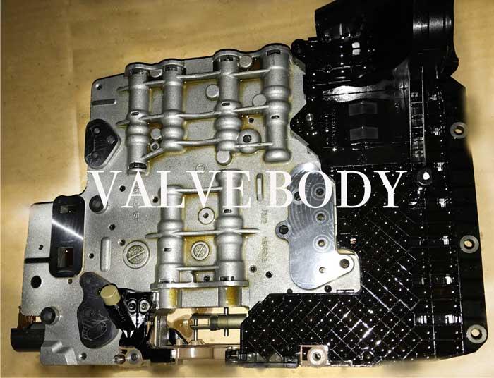 バルブボディという部品でオートマチックの心臓部にあたります