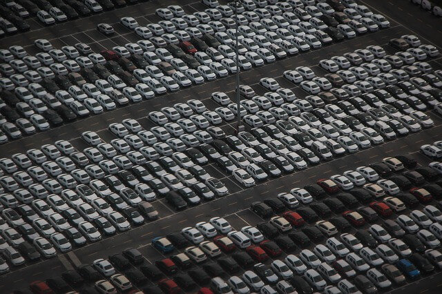 BMWの自動車オークション