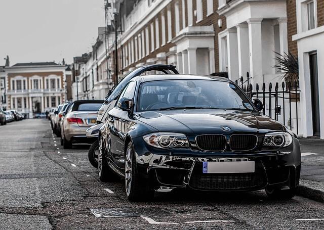 BMW135のエンジントラブル
