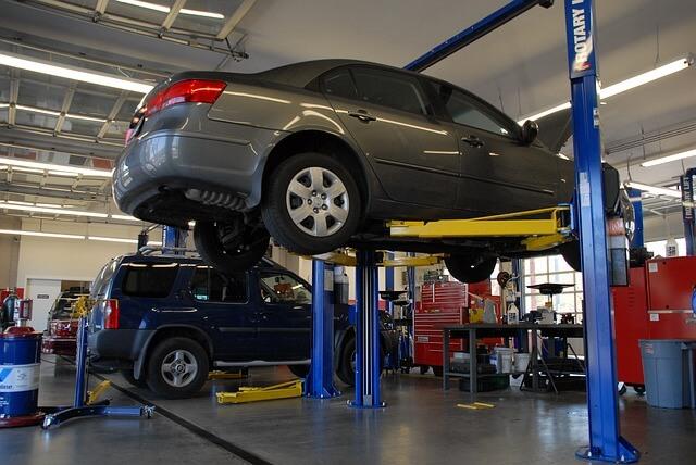 BMWの車検整備工場の選びかた
